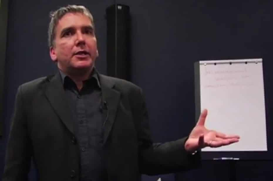DOCH Lectures: Mark Fisher
