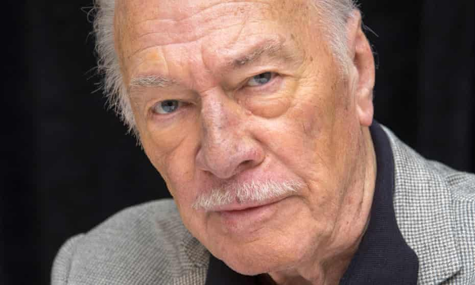 Christopher Plummer, who has died.
