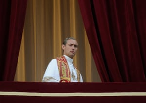 This is no ecclesiastical procedural … The Young Pope.