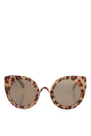 Animal sunglasses £20 topshop.com