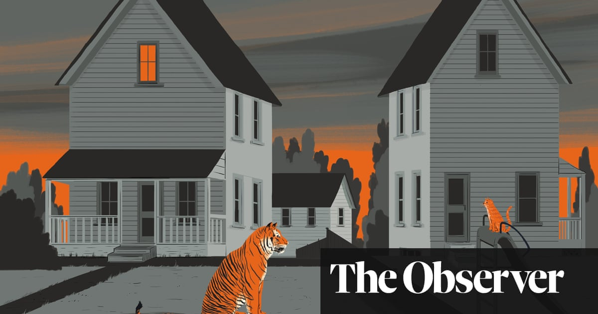 The tiger next door: America's backyard big cats