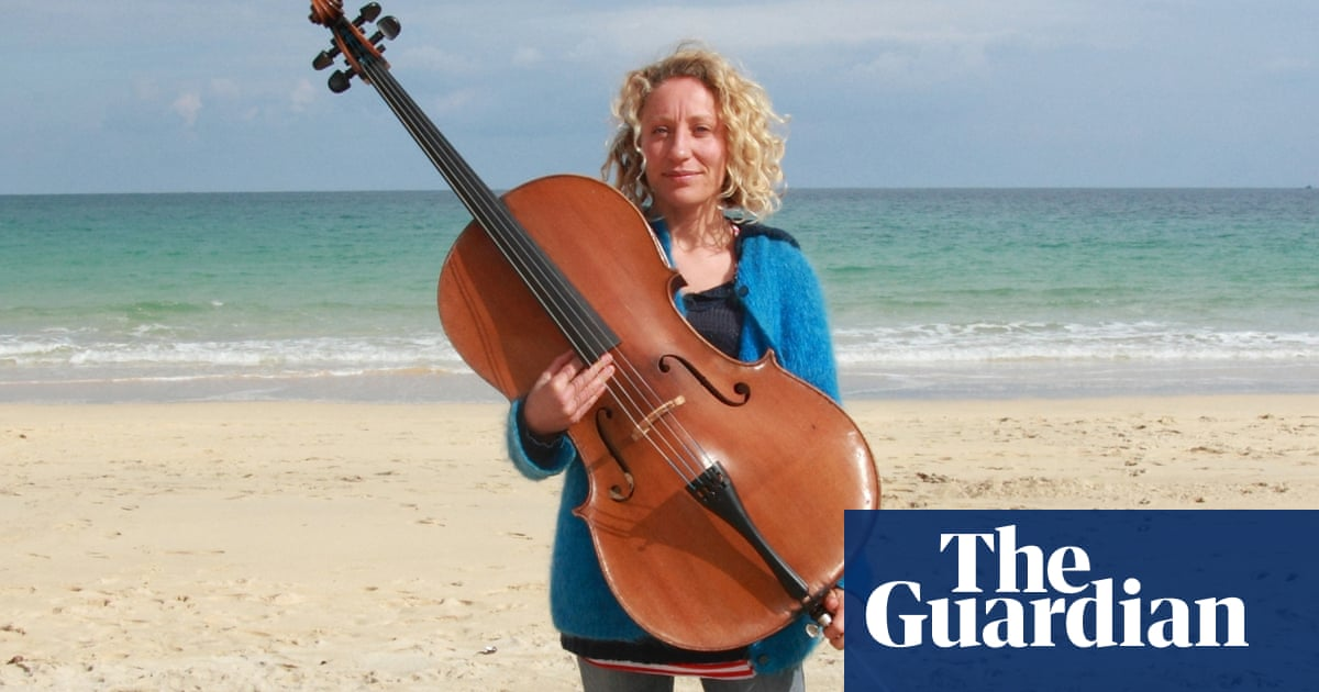 I busked to Norway's midnight sun with a cello and a broken heart
