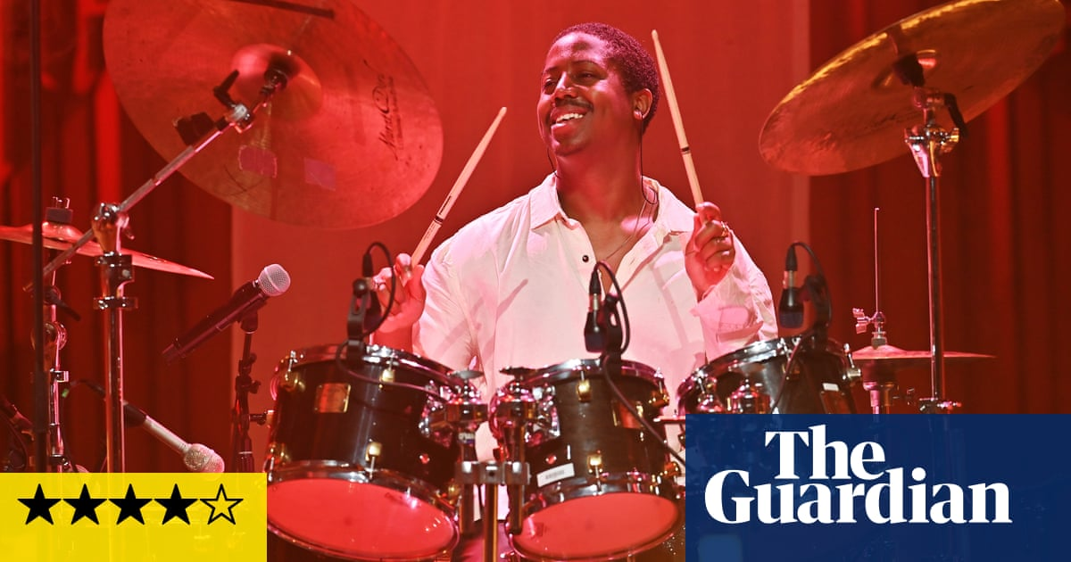 Moses Boyd: Live from the Barbican review – master of the universe