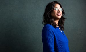 Artistic director Indhu Rubasingham has overseen a £7m facelift for the Tricycle.