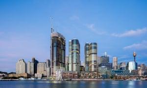 Sydney's Barangaroo South
