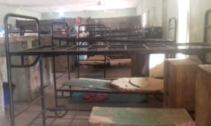 The girls' hostel at the school.