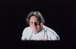 Louise Hearman's portrait of Barry Humphries, which won the $100,000 Archibald prize