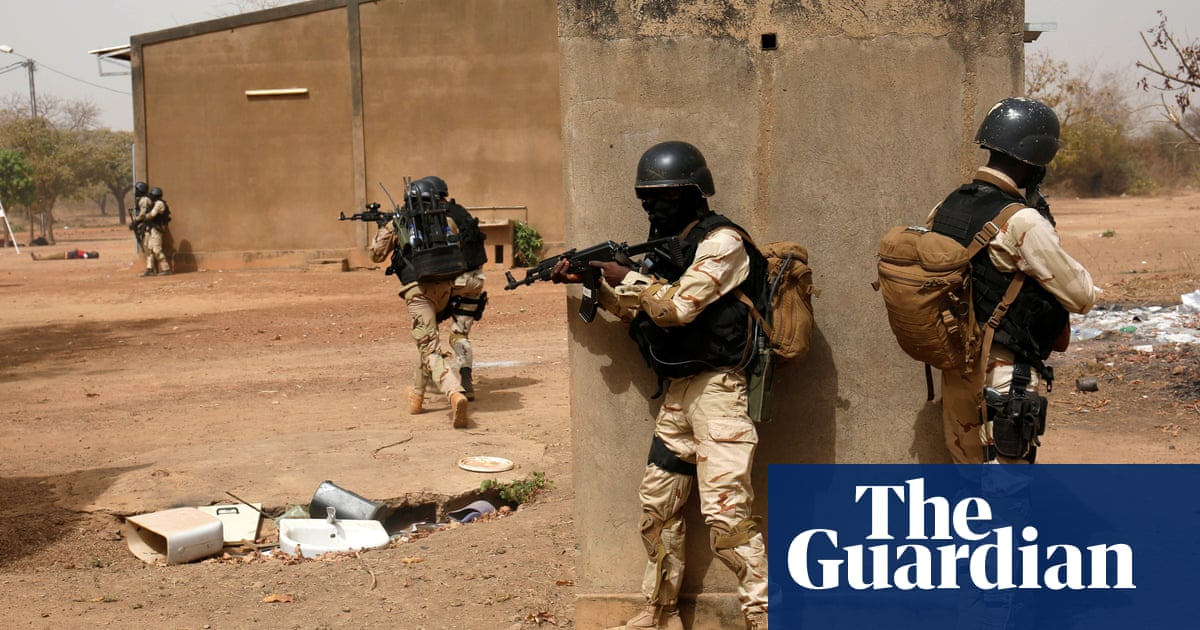 <b>UN warns Burkina Faso could become 'another Syria' as violence soars </b>
