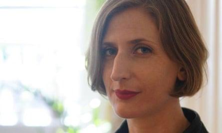 Looking to liberate … Jessa Crispin.