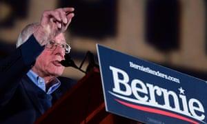 EUA: Bernie Sanders exige  Rusia se mantenga al margen de elecciones norteamericanas