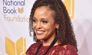 Jesmyn Ward at the 68th National Book Awards.