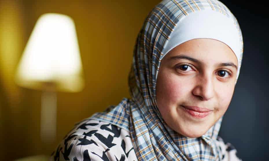 Muzoon Almellehan … 'I want to go back to rebuild Syria.'