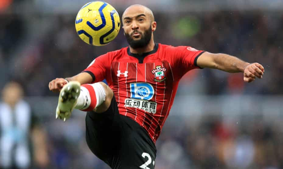 Nathan Redmond: 'It's a good thing that footballers are getting to show their personality in whatever form on social media.'