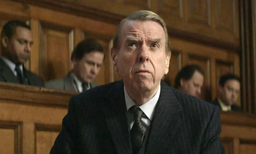 Nothing but the truth … Timothy Spall as David Irving in Denial