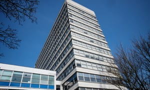 Barnet council's former head office in north London is being converted into 254 flats