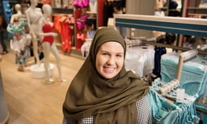 Bravissimo store manager Jess Jaddour: 'We had this very clear objective to give women the best choice possible.'