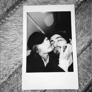 <strong>December</strong> You wouldn't take a smitten polaroid and then broadcast it to 5.3m followers for just anyone. Make no mistake: Zayn and supermodel Gigi Hadid are now official. #Zigi = the hashtag that broke all our hearts.