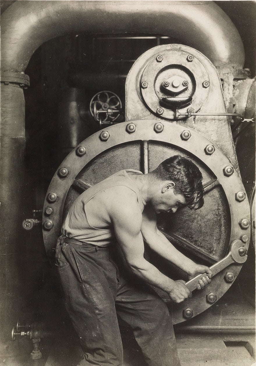 Celebrating the works of Lewis Hine: the photos that changed America