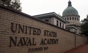US Naval Academy military schools sexual assault