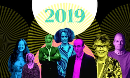 Writers of the year choose their books of the year, 2019