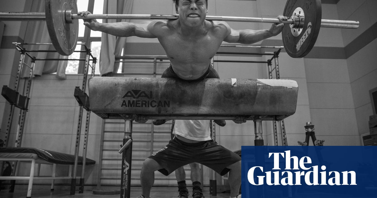 3f73ba1f291a China s weightlifting powerhouse readies for Rio Olympics – in pictures