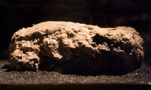 Fatberg at Museum of London