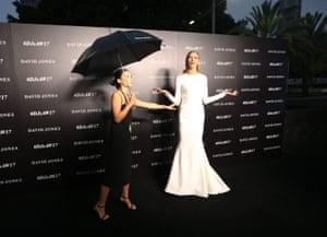 Sydney, Australia American model Karlie Kloss