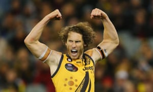 Tyrone Vickery has done his job for the Tigers.