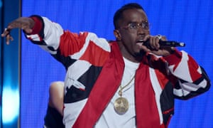 Sean 'Diddy' Coombs performs at the BET Awards in Los Angeles in June.