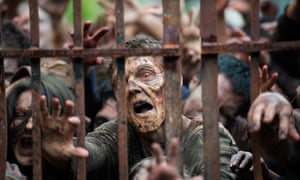 The Walking Dead: '2015's answer to The Good Life'.