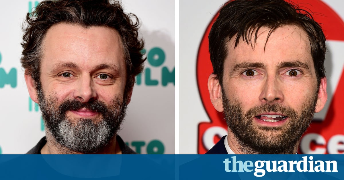 David Tennant and Michael Sheen to save the world in TV adaptation – Trending Stuff