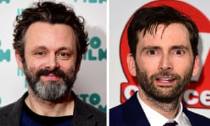 A good omen: Michael Sheen (left) and David Tennant, who are poised to take the lead roles in a TV adaptation of Neil Gaiman and Terry Pratchett's novel about the apocalypse.