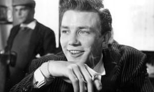 Characteristically convivial ... Albert Finney in Saturday Night and Sunday Morning.