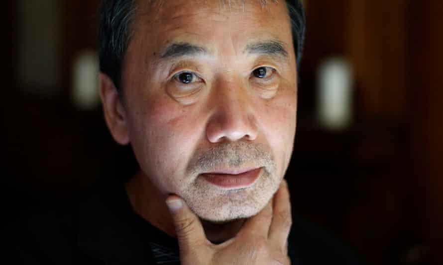 Listening to readers ... Haruki Murakami.