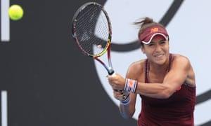 Heather Watson faces Yulia Putintseva in the opening round of the Australian Open.