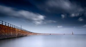 Historic England Winner Roker Pier, Sunderland  by J P Appleton