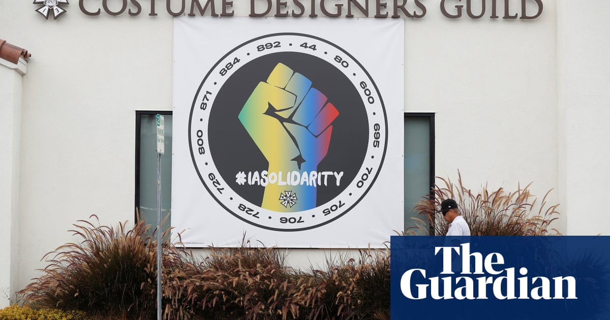 'We are not machines': Hollywood workers ready to strike for better conditions
