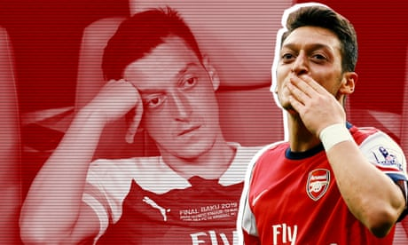 Özil and out: the highs and lows of Arsenal's fallen star – video