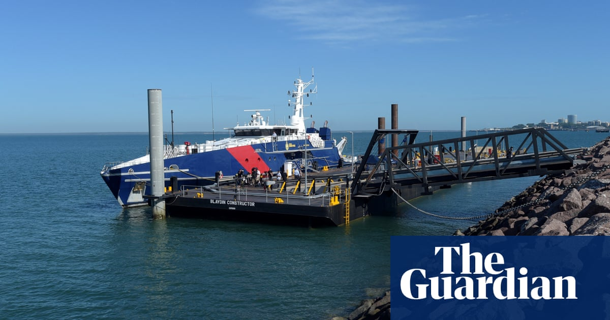 Port of Darwin 'critical' in new commonwealth power to veto deals with foreign governments Albanese says – The Guardian