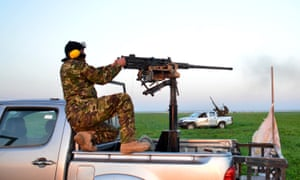 Syrian rebels attack Islamic State positions in Aleppo province.