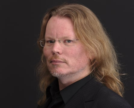 Arjen Kamphuis, a leading Dutch cybersecurity expert, who went missing in the Arctic circle in August.