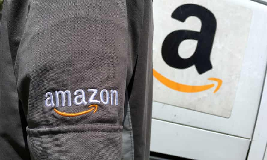 Wall Street can see the writing on the wall: Amazon is taking over.
