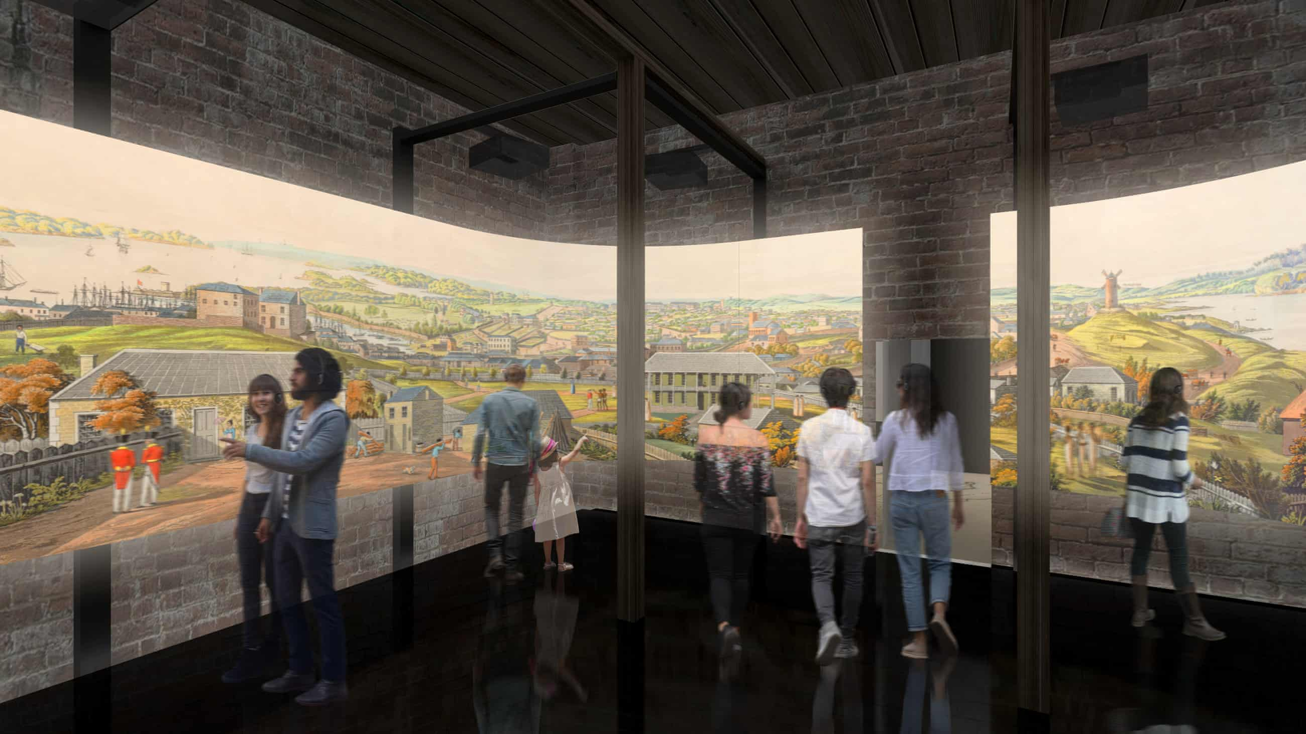 Creating a museum for the future – Sydney's Hyde Park Barracks reimagined