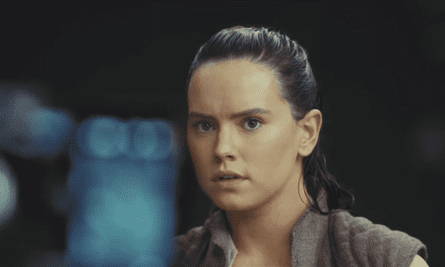 It's up to you Rey … she'd better remedy the situation.