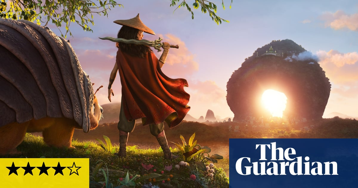 Raya and the Last Dragon review – dazzling Disney animation