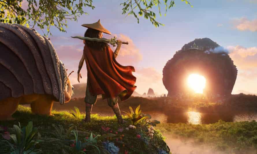 'Incandescence': Raya and the Last Dragon