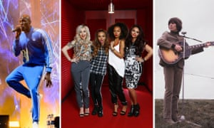 Musical threads: Stormzy, Little Mix and George Harrison