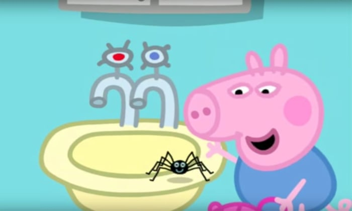 Peppa Pig Spiders Can T Hurt You Episode Pulled Off Air In