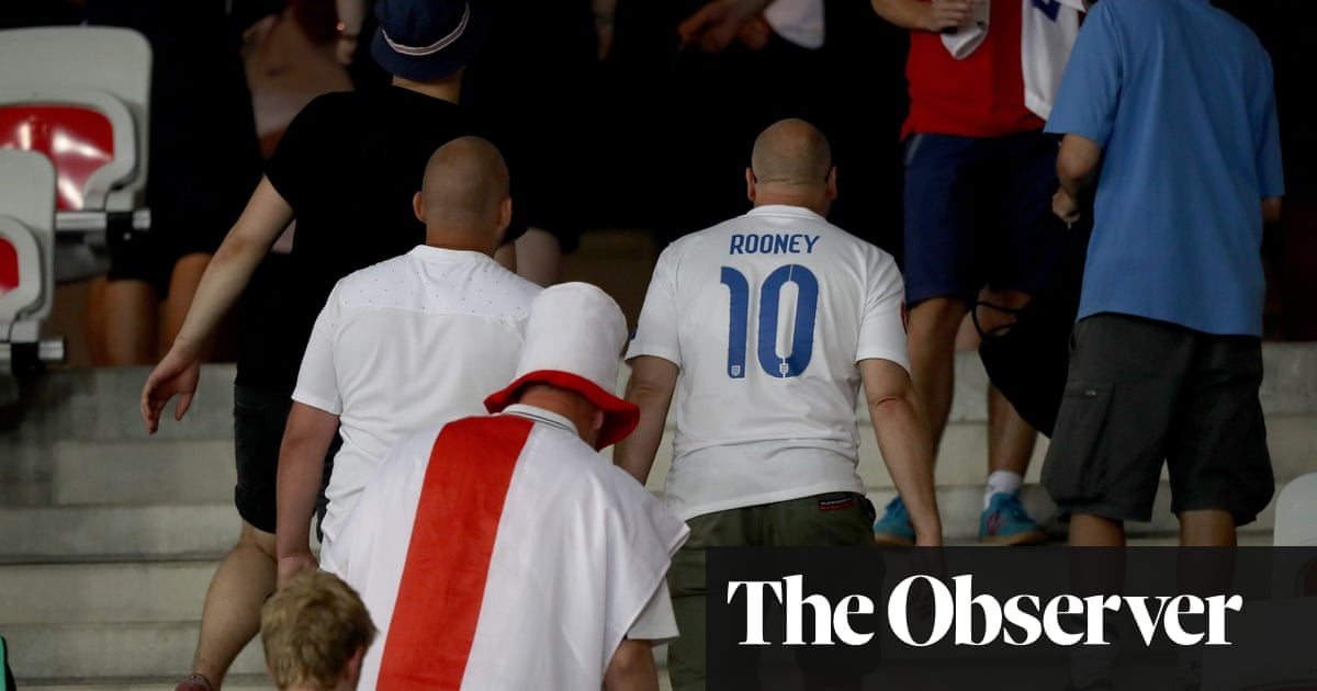From Nice humiliation to Wembley final: following England's Euro rise