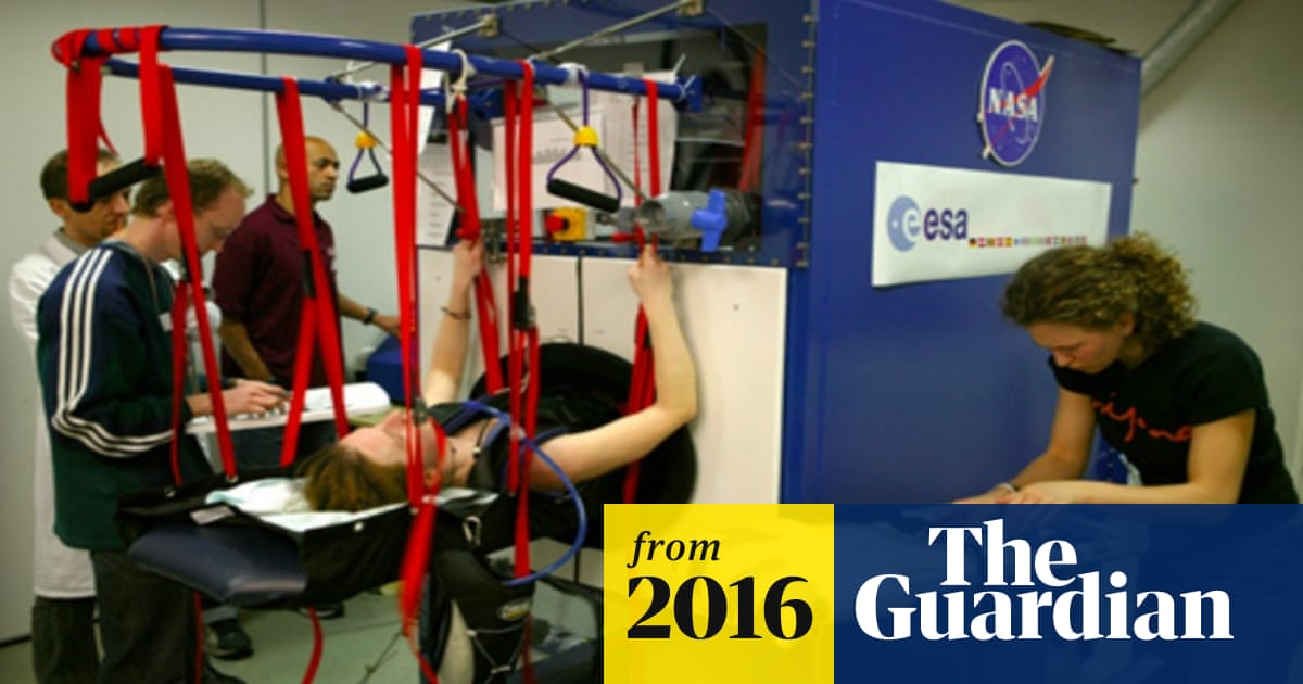 Artificial gravity' device could be key to astronaut health